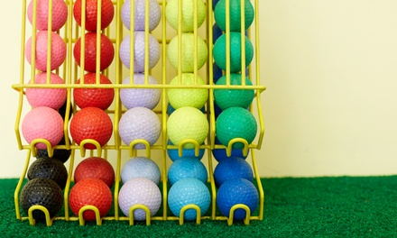 Outdoor Mini Golf at Robert Morris University Island Sports Center (Up to 52% Off). Two Options Available.