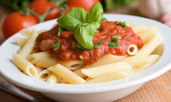 The Como Restaurant - Little Italy: $18 for $30 Worth of Italian Cuisine at The Como Restaurant