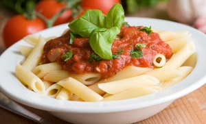 The Como Restaurant: $18 for $30 Worth of Italian Cuisine at The Como Restaurant