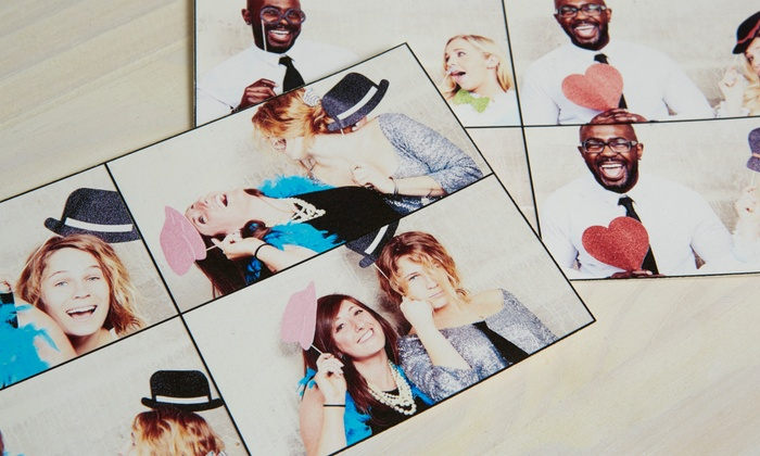 Moments To Memories Photo Booth Rentals - Modesto: Two- or Four-Hour Photo-Booth Rental from Moments To Memories Photo Booth Rentals (Up to 43% Off)