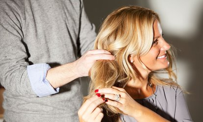 image for $17 for One Blow-Out at The Hair Loft ($45 Value)