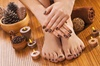 Up to 52% Off Regular or No-Chip Manicure and Spa Pedicure