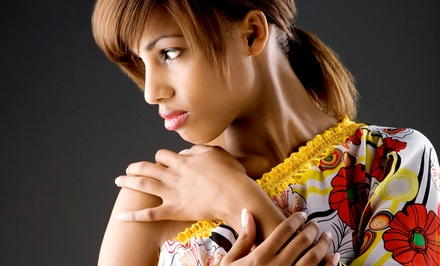 Haircuts and Color Treatments at Weland Beauty (Up to 55% Off). Four Options Available.