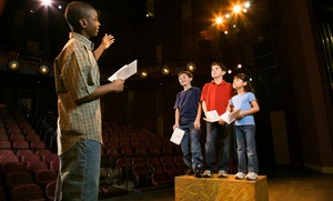 Theatre of the Imagination: $99 for Kids' Performing-Arts Camp at Theatre of the Imagination ($175 Value). 7 Sessions Available.