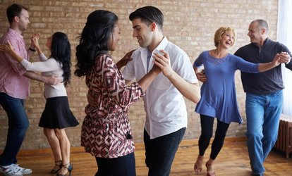 image for Five-Week Salsa Course for One, or Two Private Salsa Lessons for One or Two at Mambo Pa Ti <strong>Dance</strong> Company (Up to 71% Off)