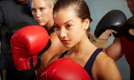 Up to 66% Off on Boxing / Kickboxing - Recreational at KickFit of Centereach