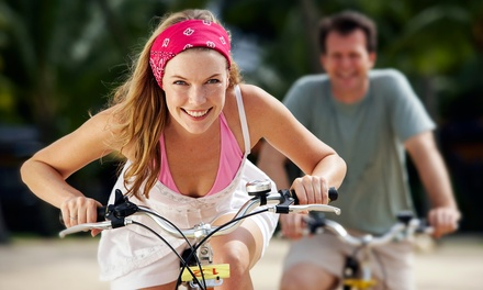 All-Day Bike Rental for One, Two, or Four from Barton Springs Bike Rental (Up to 64% Off)