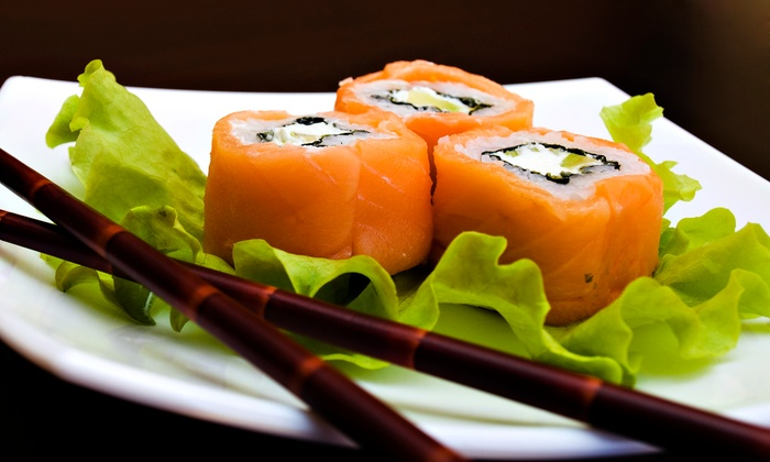 Roll Sushi Roll - Multiple Locations: BYOB Sushi-Making Class for One, Two, or Four from Roll Sushi Roll (Up to 60% Off)
