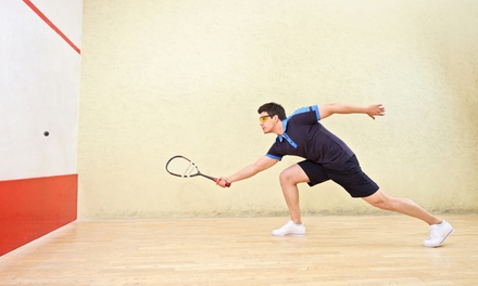 $9 for Squash Court & Racket Hire for Two People at Elanora Squash & Fitness Up to $46 Value