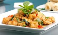 Veganes 3-Gänge-Menü für Zwei oder Vier im Restaurant Mama Cook (bis zu 59% sparen*)