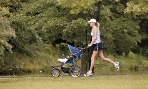 Whole Mommy Health and Fitness: Up to 57% Off Stroller Bootcamp  at Whole Mommy Health and Fitness