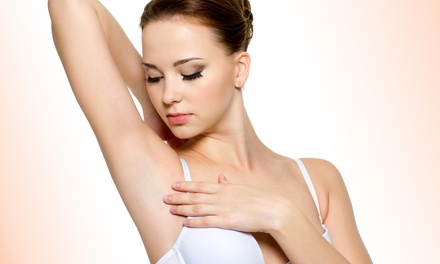 Six Laser Hair-Removal Sessions at Family Doctors of Vicksburg (Up to 72% Off). Three Options Available.