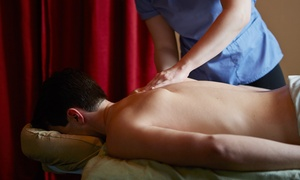 Back To Health Wellness Centres Ltd: One-Hour Deep Tissue Massage at Back To Health Wellness Centres, Five Locations (68% Off)