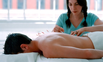 One or Two Acupuncture Treatments with Consultation at Light Health Center (70% Off)
