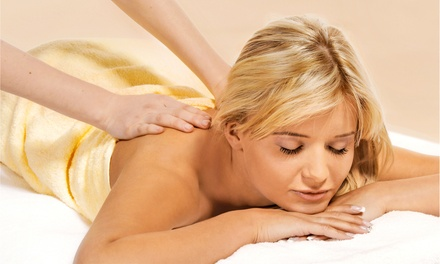 3 massaggi da 30 o 50 minuti