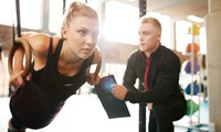 Two Personal Training Sessions and 10 Group Training Classes at NBD Training Zone (Up to 76% Off)