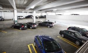 Pro Park Jersey City: Jersey City Transit Parking at Pro Park Jersey City (Up to 60% Off). Five Options Available.