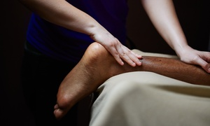 Sunnyfeet Reflexology: One or Three Reflexology Massages at Sunnyfeet Reflexology (Up to 52% Off)