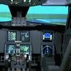 Simulation de pilotage d'avions