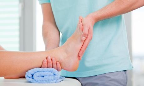 1, 2 o 3 sesiones de reflexología podal y masaje de desbloqueo de espalda desde 14,95 € en Alicio Criado