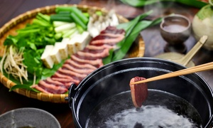 Tokyo Japanese Steak House: Japanese Food or Shabu-Shabu for Two at Tokyo Japanese Steak House (Up to 45% Off). Four Options Available.