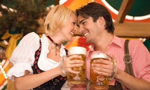 Glendale Heights Oktoberfest: Glendale Heights Oktoberfest at Camera Park on September 10–20 (Up to 44% Off). Three Options Available.
