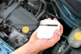 Speed Track Garage LLC: Vehicle Check With Oil Change and Diagnostics Test from AED 119 at Speed Track Garage (Up to 68% Off)