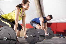Team Wade Fitness: Two Personal Training Sessions at Team Wade Fitness (72% Off)
