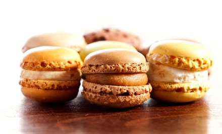French Macaron-Baking Class for One or Two at Create with Chef Martin (42% Off)