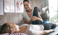 Chiropractic Consultation with a Follow-Up Treatment at Topsham Chiropractic Clinic (83% Off)