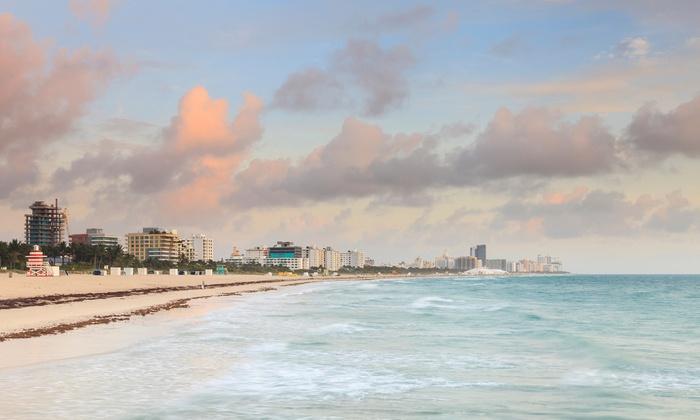 Stylish Suites in Miami Beach