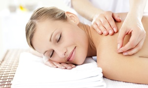 Pain Free Acupuncture Clinic: Full Body Massage and Acupuncture Session for One ($29) or Two People ($55) at Pain Free Acupuncture Clinic (Up to $210)