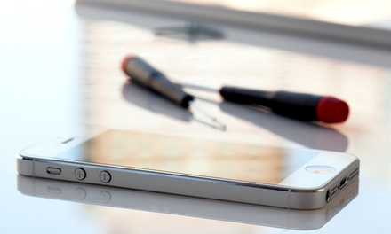 Repair Services for an iPhone 5, 5c, 5s, or 6, or iPad 1, 2, 3, or 4 at Mainely i (Up to 40% Off)