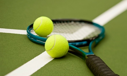 $19 for Four Beginner Tennis Lessons for Kids Aged 6–12 at RAMP Tennis ($40 Value)