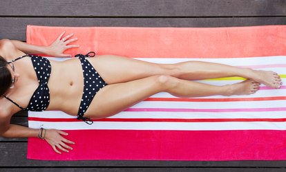 image for Brazilian or Hollywood Wax plus Optional Half Leg or Underarm treatment from Waxing by Nivia