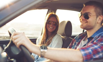 image for $5 for $40 Towards <strong>Car Rental</strong> from Getaround (88% Off)
