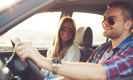 Up to 58% Off on Car Rental at iRent Car Rental