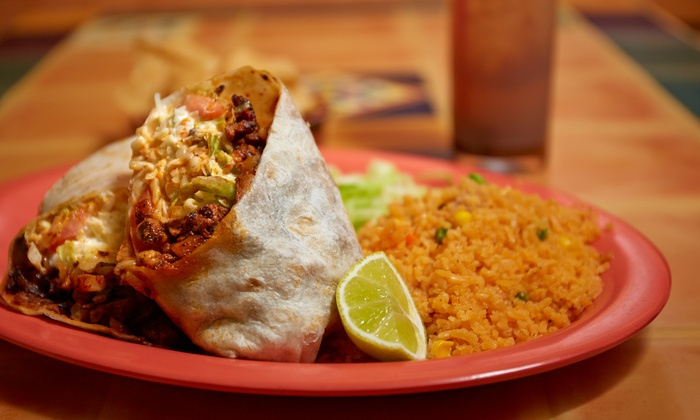 The Famous Rivera Grill - Hockessin: Mexican Food at The Famous Rivera Grill (Up to 40% Off). Three Options Available.