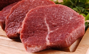 DJ's Fine Meats: Fresh Meats at DJ's Fine Meats in Alabaster (Up to 43% Off). Two Options Available