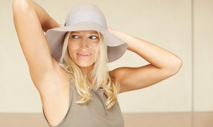 Four Seasons Laser Center: Eight Laser Hair-Removal Treatments at Four Seasons Laser Center (Up to 94% Off)