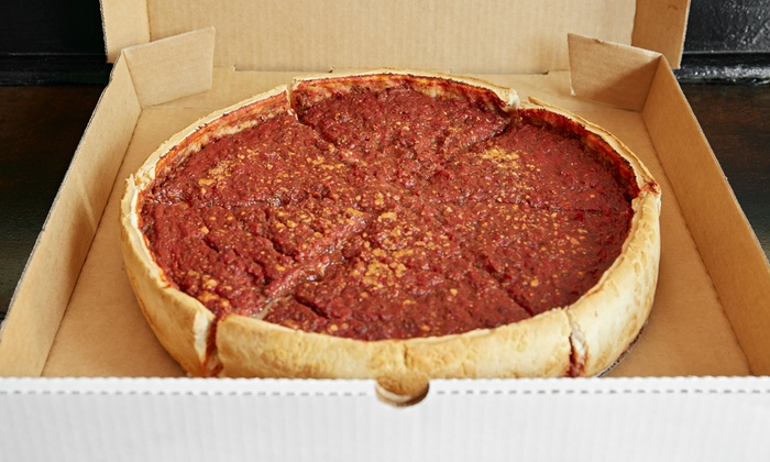 Second City Tours - Chicago: Pizza Parade Tour for One, Two, or Four from Second City Tours (Up to 60% Off)