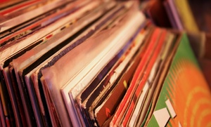 Dave's Music Mine: $14 for $30 Worth of Gently Used Vinyl Records, CDs, and Movies at Dave's Music Mine