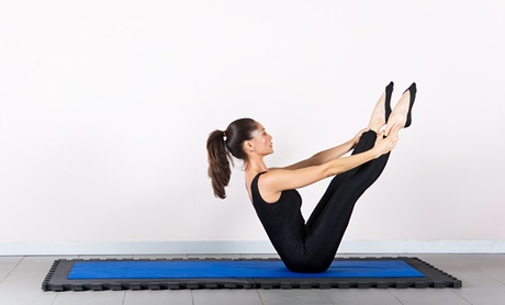 Basic Gym: 1 o 3 meses de clases de pilates en suelo con ocho sesiones al mes desde 39,95 €