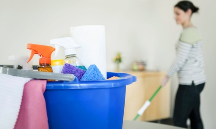 Three Hours of Eco-Friendly Housecleaning from OK Cleaners (Up to 62% Off)