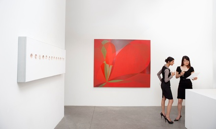 Beer, Wine, or Champagne Flight and Art Exhibit Admission for Two or Four at A&A Energii (Up to 51% Off)