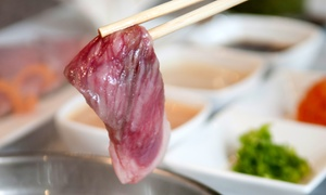 Hot Pot Legend: Chinese Hot Pots at Hot Pot Legend (Up to 45% Off). Two Options Available.