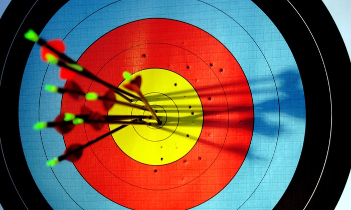 Archery in the Wild - Longmont: One Hour of Shooting for Two, or One-Hour Archery Lesson for Two at Archery in the Wild (Up to 61% Off)