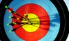 Nocked & Loaded Killeen - IN-STORE PICKUP: One or Two Hours of Archery Range Time for One or Two at Nocked & Loaded Killeen (Up to 50% Off)