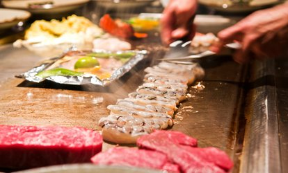 Up to 38% Off Japanese Cuisine at Shogun Steakhouse