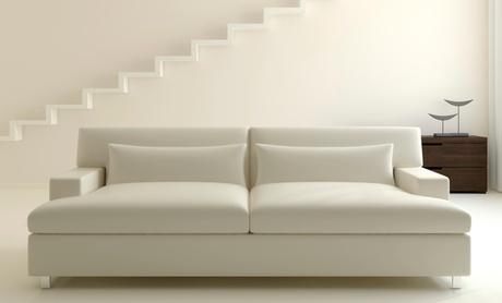 Limpieza de tapicería de sofá de 2 o 4 plazas a domicilio desde 34 € y con chaise lounge desde 44 €